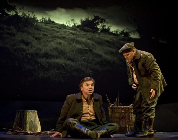 Performance Photos of Ensemble Parallele's 2010 production of Wozzeck