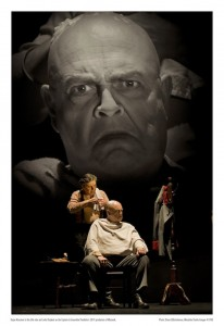 Performance Photos of Ensemble Parallele's 2010 production of Wozzeck