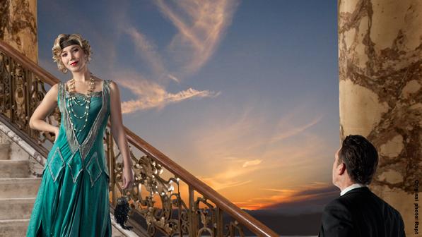 Daisy - The Great Gatsby Contemporary Opera