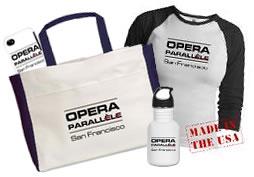 Opera Parallele Logo Gear