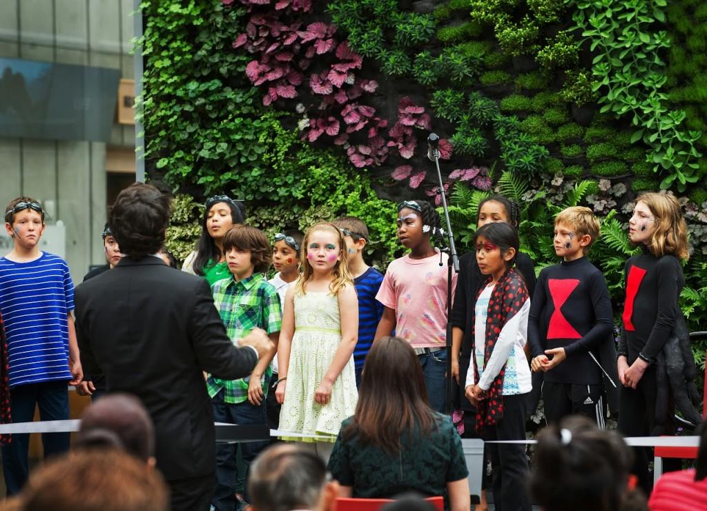 Roma Olvera, Opera Parallele, Hands on Opera Children's Opera, Spiders' Revenge, Peter Maxwell Davies