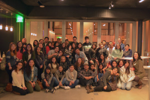 San Rafael High School students attended the final dress rehearsal for Opera Parallèle's Champion at SFJAZZ