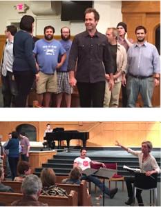 Open Rehearsal pics