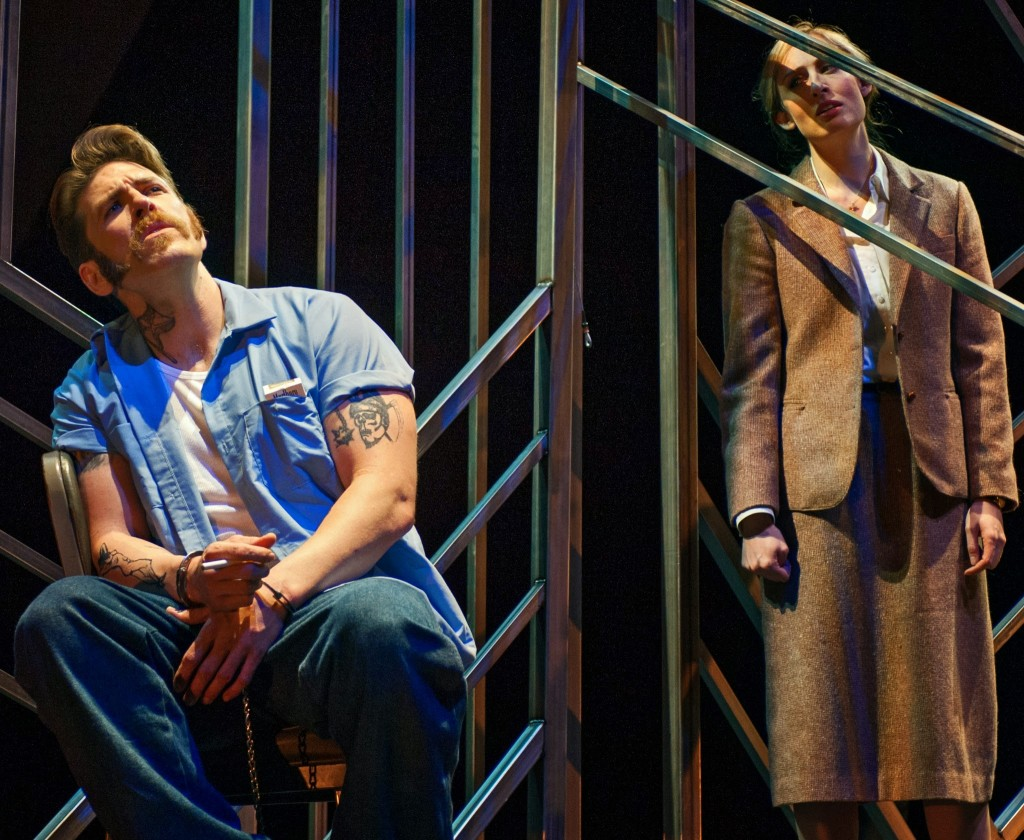 Dead Man Walking Opera Parallele Michael Mayes, Jenniver Rivera