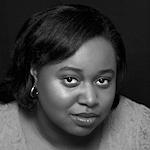Aisha Campbell; Photo by Betsy Kershner, 2013