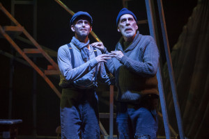 Opera Parallèle's The Lighthouse with Thomas Glenn and Robert Orth