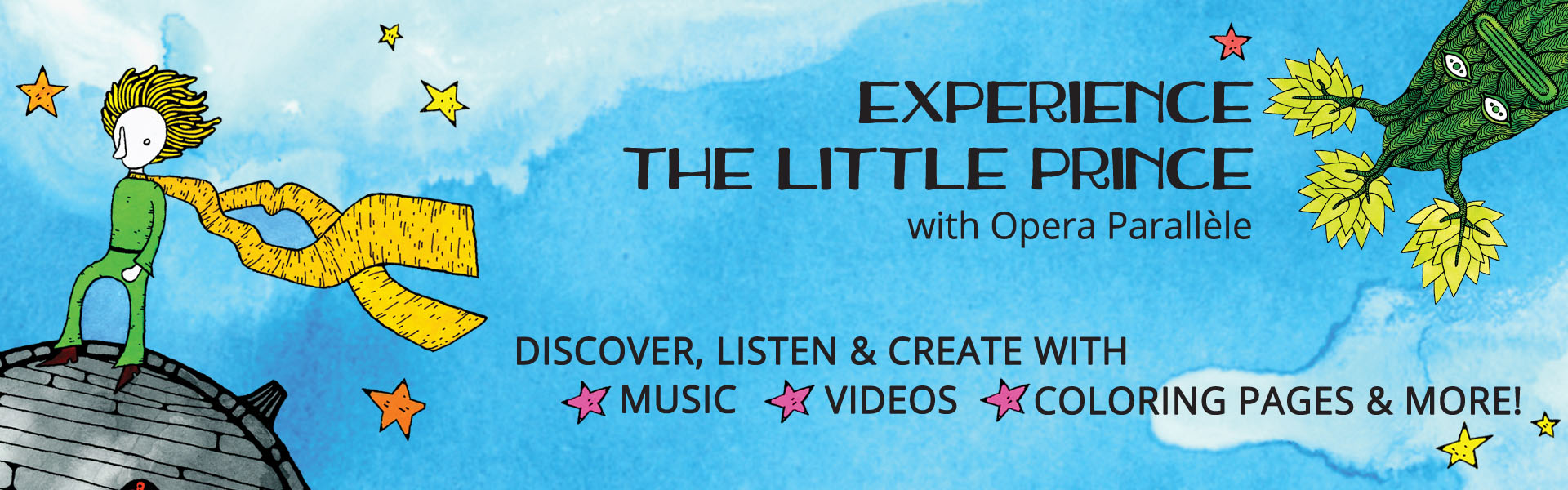 Experience LP Web Banner