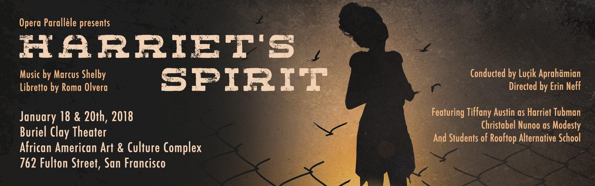 Harriet's Spirit